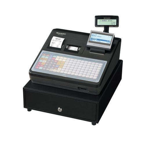 Medium and Large Cash Registers