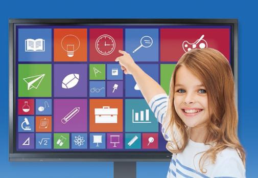 interactive AV equipment in schools Ireland
