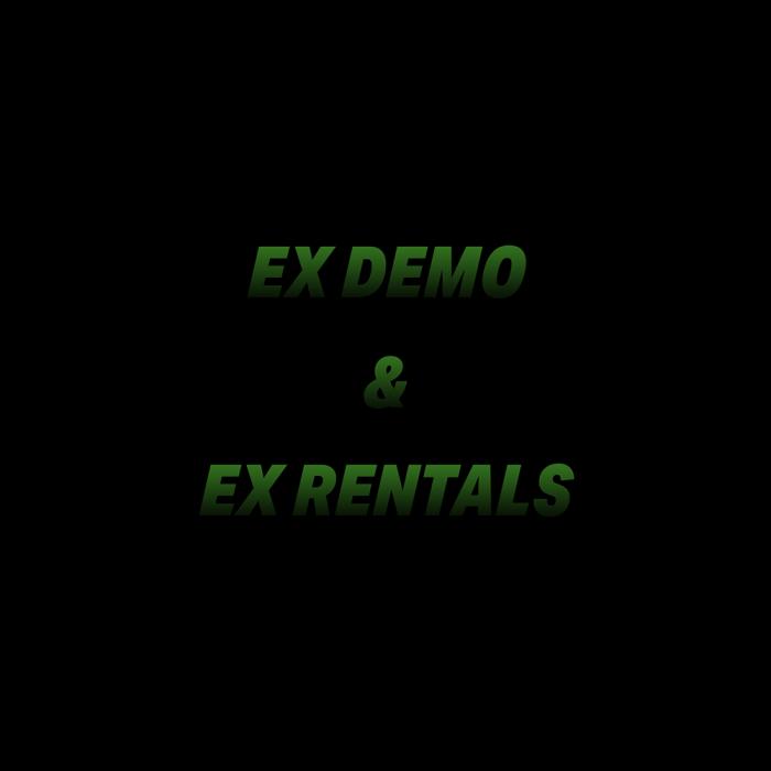 EX DEMO photocopier